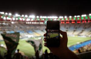 sports〝on-line〟観戦!